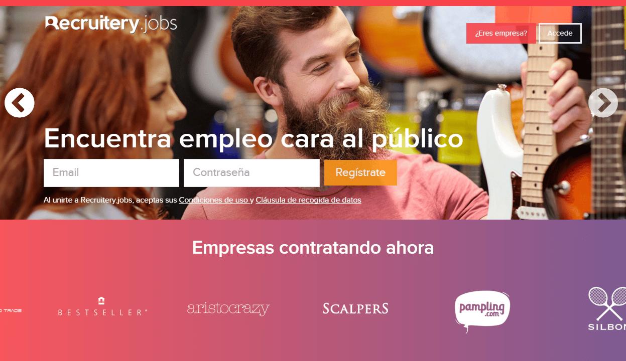 Recruitry Jobs - Feria del Empleo en la Era Digital